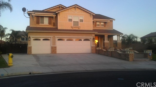 Single Family Home for Sale at 12275 Cornwallis Court Mira Loma, California 91752 United States