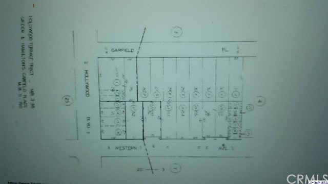Single Family for Sale at 1748 Garfield Place Hollywood, California 90028 United States
