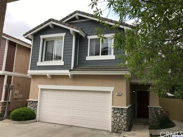 Single Family Home for Rent at 115 Peppertree Lane Monrovia, California 91016 United States
