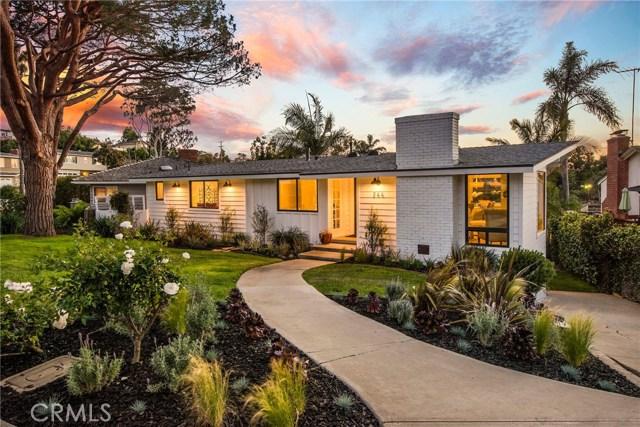 244  Vista Del Parque, Redondo Beach in Los Angeles County, CA 90277 Home for Sale