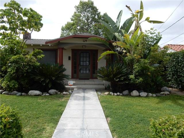 Single Family Home for Sale at 124 Rose Avenue W La Habra, California 90631 United States