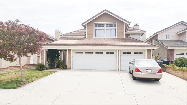14721 Hiddenspring Circle Chino Hills, CA 91709 is listed for sale as MLS Listing IV17184730