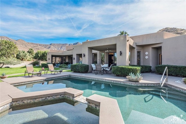 Single Family Home for Sale at 38774 Trinidad Circle 38774 Trinidad Circle Palm Springs, California 92264 United States