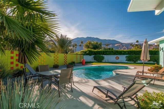 Single Family Home for Sale at 683 Juanita Drive 683 Juanita Drive Palm Springs, California 92262 United States