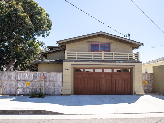 Single Family Home for Sale at 4040 Bluff Place 4040 Bluff Place San Pedro, California 90731 United States