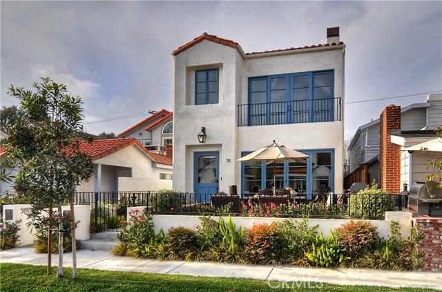 511 Carnation Corona Del Mar, CA 92625 - MLS #: NP18011998