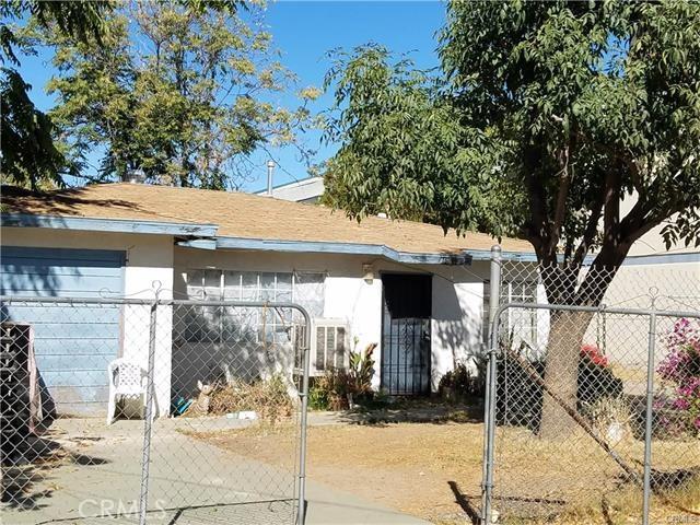 Single Family Home for Sale at 860 San Jacinto Street San Bernardino, California 92408 United States