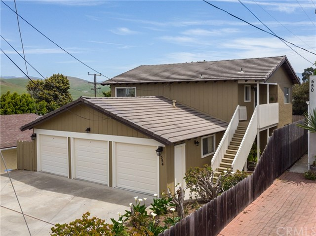 554  Madera Avenue, Morro Bay in San Luis Obispo County, CA 93442 Home for Sale