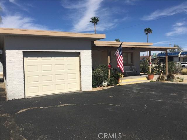 5798 Adobe Road, 29 Palms, California 92277