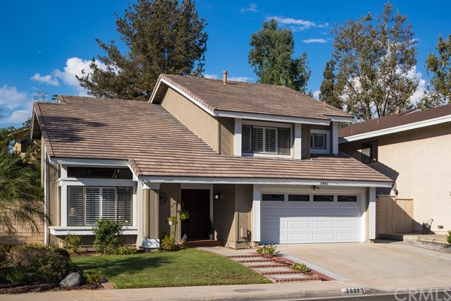 Single Family Home for Sale at 2661 Snowfield Street Brea, California 92821 United States