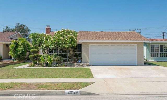 22129 Nicolle Avenue Carson, CA 90745 - MLS #: SB17209671