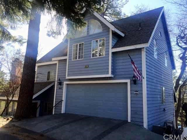 842 Wild Rose Circle, Lake Arrowhead, CA 92352