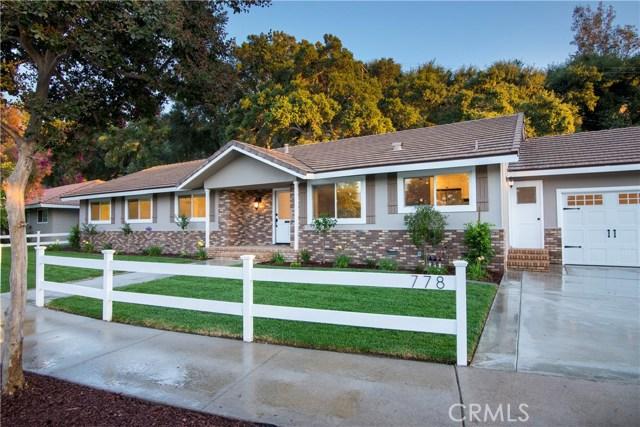 778 Rancho El Fuerte Drive, Covina, CA 91724