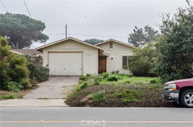 489 Los Osos Valley Road, Los Osos, CA 93402