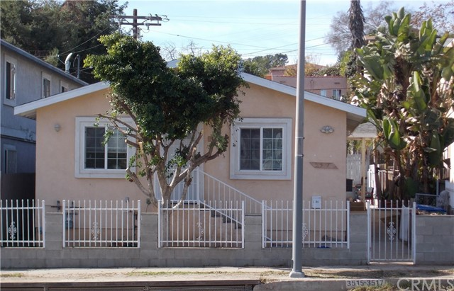 3515 Monterey Road Los Angeles, CA 90032 - MLS #: WS18021792