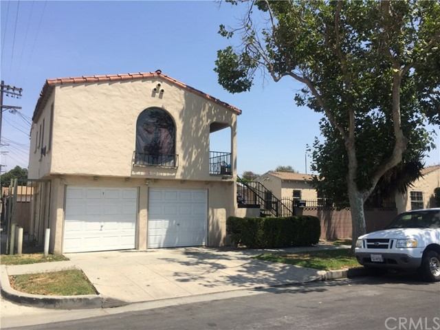 1659 W Gage Avenue Los Angeles, CA 90047 - MLS #: IV17158325