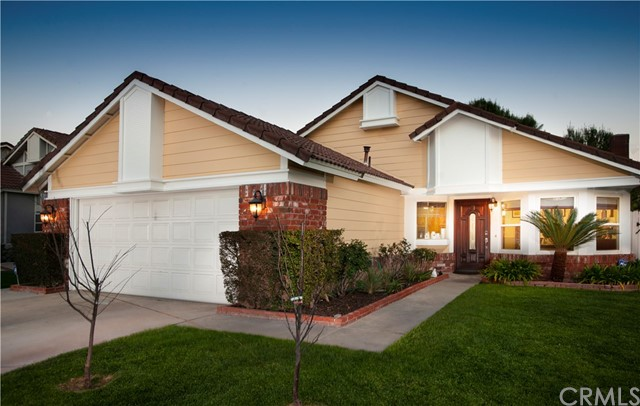 270 S Raspberry Lane, Anaheim Hills, California
