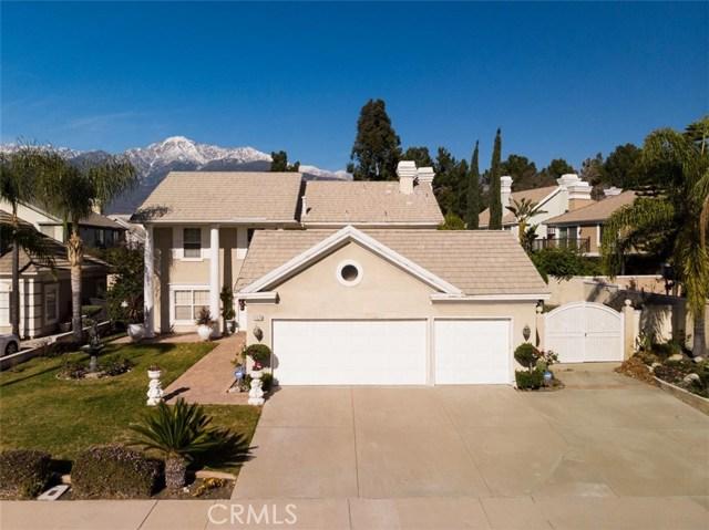 11534 Bari Drive Rancho Cucamonga CA 91701