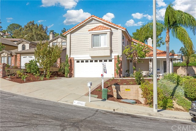 15604 Obsidian Court, Chino Hills, California