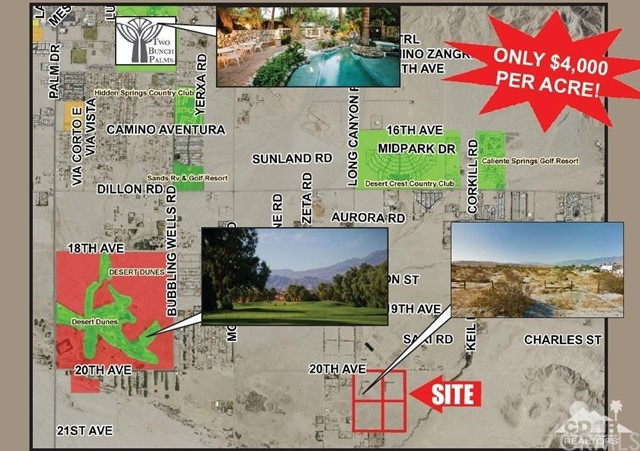Photo of home for sale at Long Canyon Road, Sky Valley CA