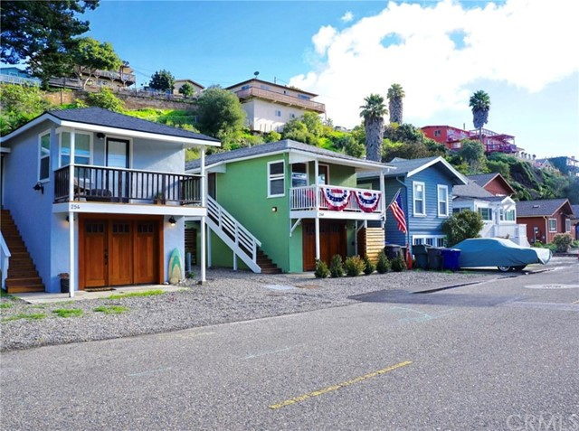 Single Family Home for Sale at 250 San Miguel Avila Beach, California 93424 United States