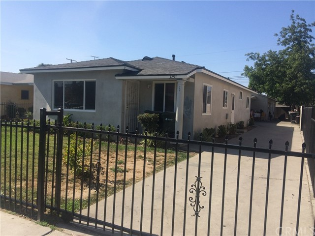 Single Family Home for Rent at 3297 Tenaya Avenue Lynwood, California 90262 United States