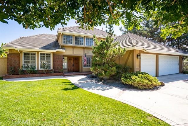4460 San Antonio Road, Yorba Linda, California