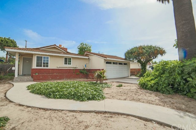 Single Family Home for Sale at 12422 El Rey Place Garden Grove, California 92840 United States