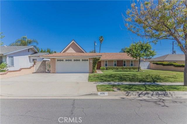 806 N Delancey Avenue, San Dimas, CA 91773