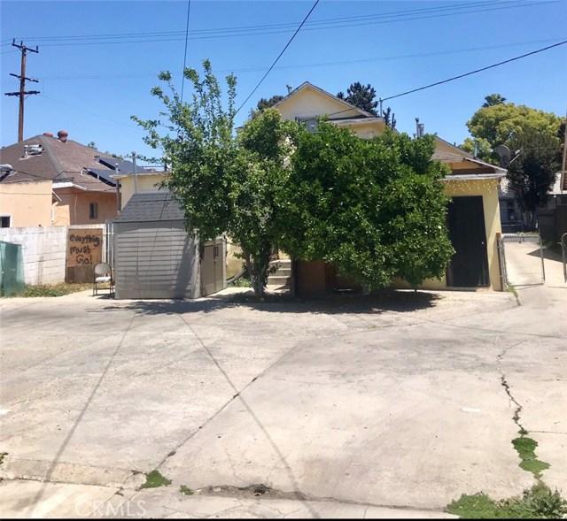 4257 S Kansas Avenue Unit A Los Angeles, CA 90037 - MLS #: DW18109491