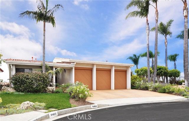 6404 Vista Pacifica, Rancho Palos Verdes, California 90275, 4 Bedrooms Bedrooms, ,4 BathroomsBathrooms,Single family residence,For Sale,Vista Pacifica,PV19279524