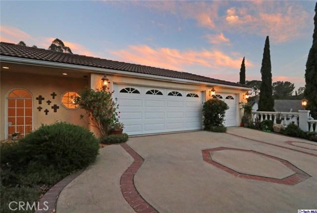 1348 Wierfield Drive Pasadena, CA 91105 - MLS #: 318002886