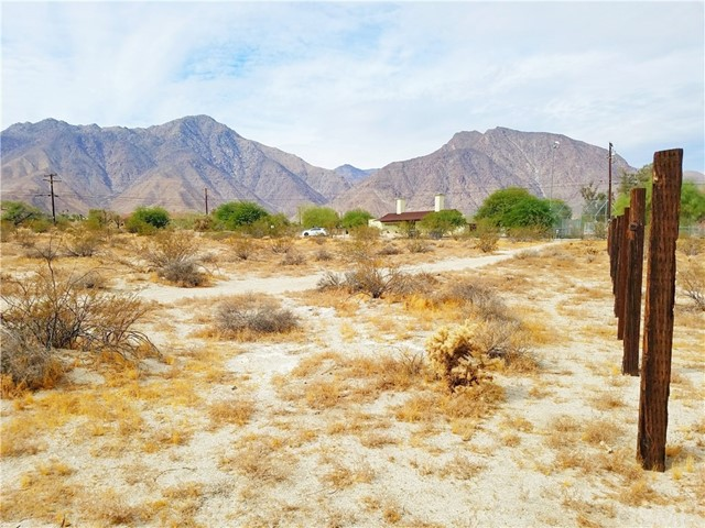 0 Circle J Drive Borrego Springs, CA 92004 - MLS #: SW17255176