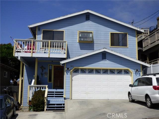 461  Orcas Street, Morro Bay in San Luis Obispo County, CA 93442 Home for Sale