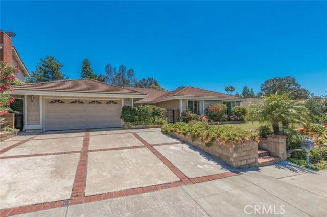 435 S Westridge Circle Anaheim Hills, CA 92807 - MLS #: OC17139891