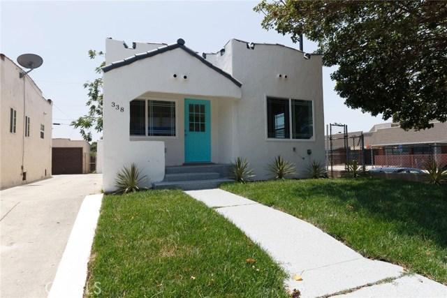 338 E 111th Street Los Angeles, CA 90061 - MLS #: MB18136768
