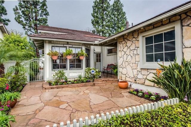 Single Family Home for Sale at 12411 Tudor Way Tustin, California 92780 United States