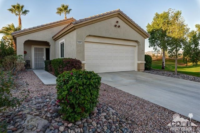Single Family Home for Sale at 78597 Rockwell Circle 78597 Rockwell Circle Palm Desert, California 92211 United States