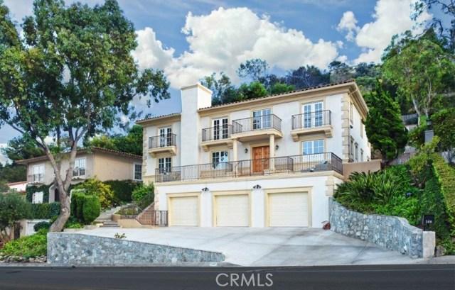 560 Via Del Monte, Palos Verdes Estates, California 90274, 5 Bedrooms Bedrooms, ,4 BathroomsBathrooms,Single family residence,For Sale,Via Del Monte,PV19240719