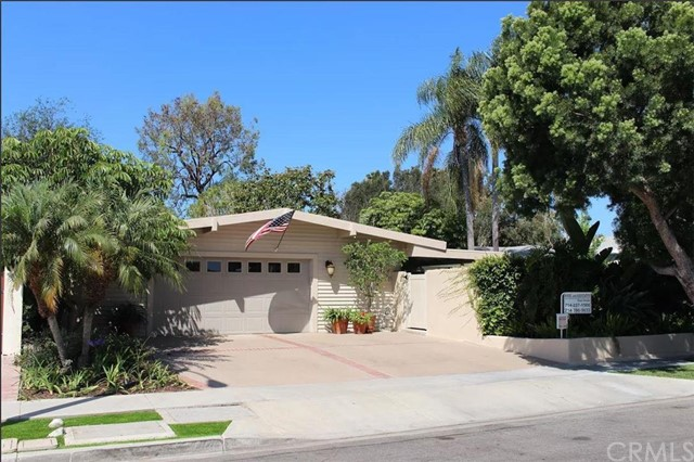 Single Family Home for Sale at 1777 Bahama Place Costa Mesa, California 92626 United States