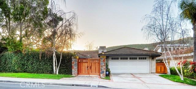 Single Family Home for Sale at 31941 Nine Drive E Laguna Niguel, California 92677 United States