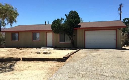 71565 Cactus Drive, 29 Palms, CA, 92277