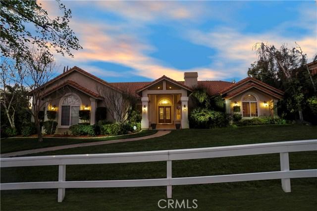 Single Family Home for Sale at 5454 Canistel Avenue Alta Loma, California 91737 United States