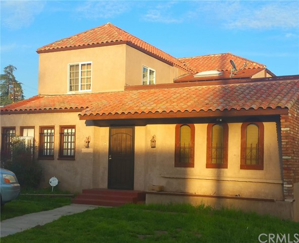 Single Family Home for Sale at 1947 E Street N San Bernardino, California 92405 United States