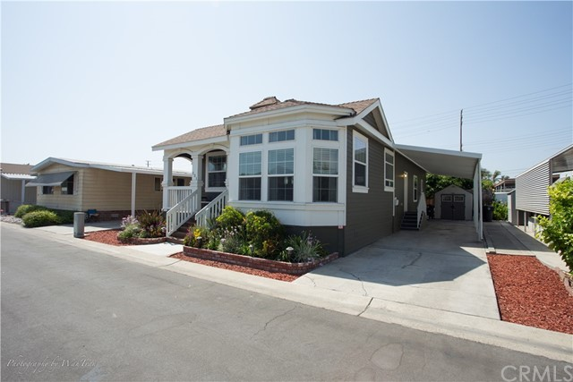 14092 Browning Avenue Unit 121 Tustin, CA 92780 - MLS #: OC18202691