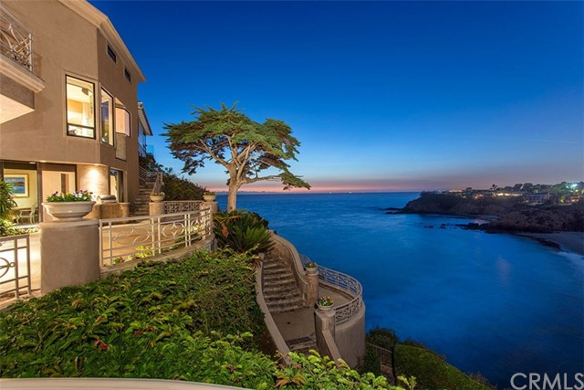 Single Family Home for Sale at 199 Emerald Bay Laguna Beach, California 92651 United States