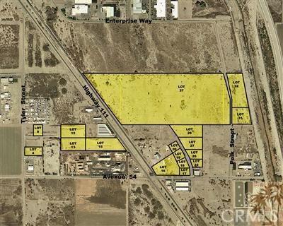 土地 为 销售 在 Hwy 111 (Lot 37 RCBC) Coachella, 加利福尼亚州 92236 美国