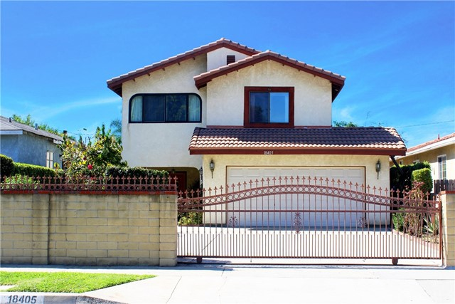 Single Family Home for Sale at 18405 Ibex Avenue Artesia, California 90701 United States