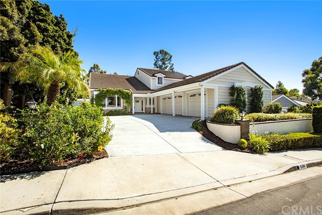 5360 E Honeywood Lane, Anaheim Hills, California