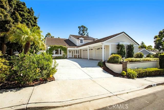 5360 E Honeywood Lane, Anaheim Hills, California